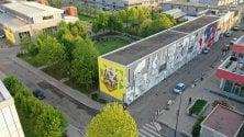 Il Politecnico Bovisa  è un museo a cielo aperto