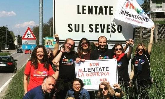 """""""La Resistenza non ha scadenza"""": a Lentate i Sentinelli contro la sindaca che cancella il 25 Aprile"""
