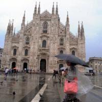 Maltempo, Pasquetta e 25 Aprile in Lombardia tra pioggia e temperature in