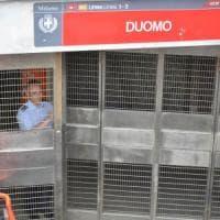 25 Aprile, chiusa nel pomeriggio la fermata Duomo del metrò e tram deviati: