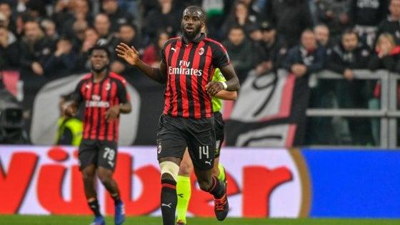 Milan-Lazio, cori razzisti contro Bakayoko a San Siro. Tensione per gli ultrà biancocelesti
