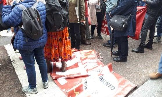 """25 Aprile, 70mila in corteo a Milano, Sala: """"Raccogliamo il testimone dai partigiani, il lavoro non è finito"""""""