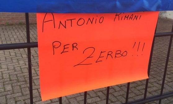 """""""Antonio non ci lasciare"""": nel Pavese cartelli per far ricandidare il sindaco uscente"""