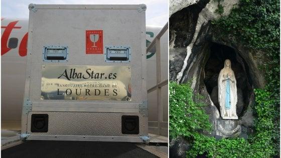 In Italia le reliquie di Santa Bernadette di Lourdes: pellegrinaggio in 33 diocesi