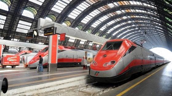 Brescia: i macchinisti sono ubriachi, bloccato il treno con 65 passeggeri