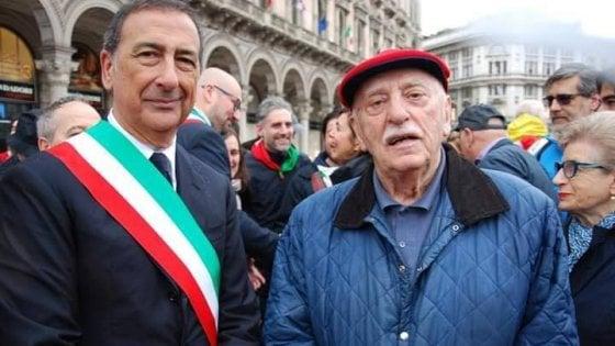 Milano, morto il partigiano Libero Traversa. Da adolescente combatté contro i nazifascisti