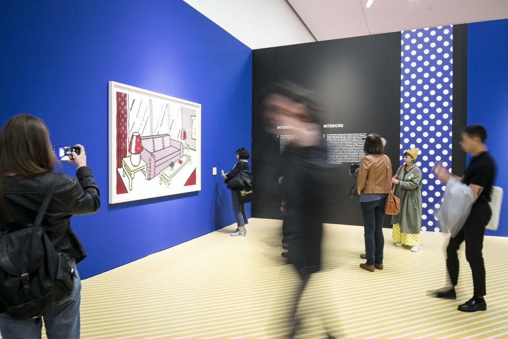 Roy Lichtenstein approda a Milano: il Mudec si colora di Pop art