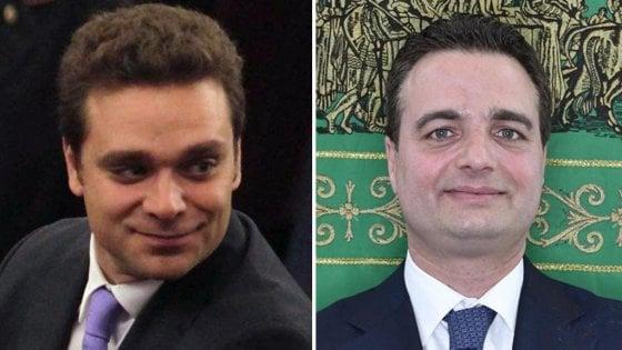 Milano: Altitonante e Tatarella, i due enfant prodige forzisti travolti dall'inchiesta sulle tangenti