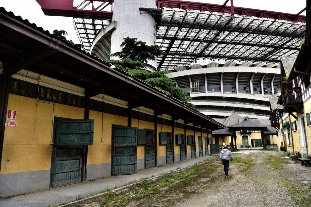 Milano, l'abbandono nell'ex trotto dell'Ippodromo: pronto il progetto di trasformazione urbana