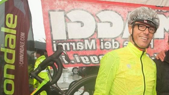 Muore in un incidente in bici l'imprenditore milanese Roberto Silva, proprietario del marchio Chanteclair