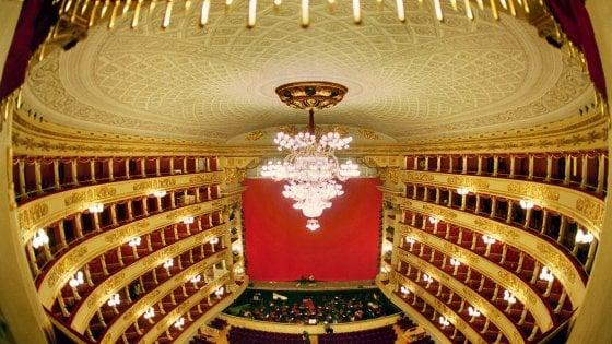 """Milano, il corpo di ballo della Scala in sciopero per """"La Bella addormentata"""""""