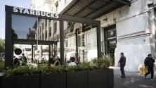 Apre il quarto Starbucks a Milano: caffetteria alla Stazione Centrale