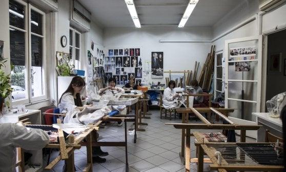Da Versace a Prada, a Milano gli atelier dei grandi stilisti ...