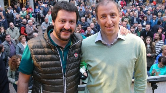 """Varese, indagato l'ex candidato sindaco leghista Orrigoni: """"Pagò tangente di 50mila euro per ottenere un permesso"""""""