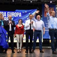 Europee, Zingaretti a Milano: