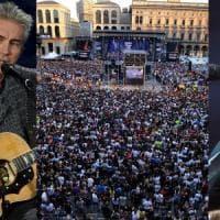 Milano, arriva il concertone di Radio Italia in piazza Duomo: Sting e Ligabue