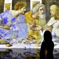 Leonardo da Vinci in 3D alla Fabbrica del Vapore: l'Ultima Cena diventa virtuale
