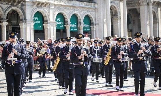 """Festa del 2 giugno a Milano, Sala: """"Credere nei valori della Repubblica"""". Palazzo Marino aperto ai visitatori"""