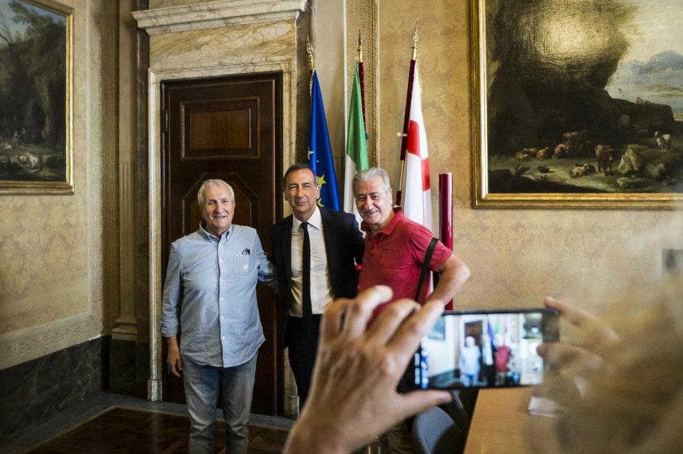 La sala del Consiglio e l'ufficio del sindaco: porte aperte a Palazzo Marino per il 2 Giugno