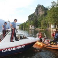 Varese, morto 17enne disperso dopo un tuffo nel lago Maggiore