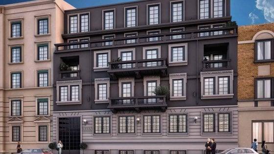 """""""No al palazzo tutto nero"""": a Milano la raccolta firme del quartiere contro il progetto di riqualificazione"""