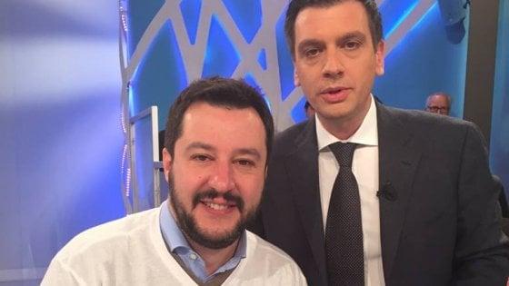 Dalla superconsulenza per Letizia Moratti a UnoMattina: la carriera di Roberto Poletti, il biografo di Salvini