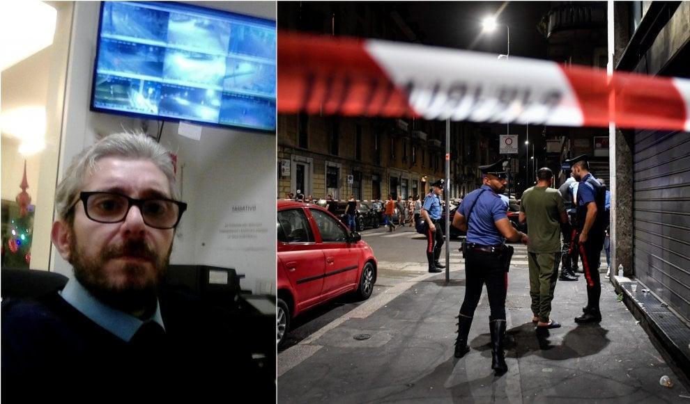 Milano, chi è il vigilante che ha sparato per strada al figlio della sua compagna