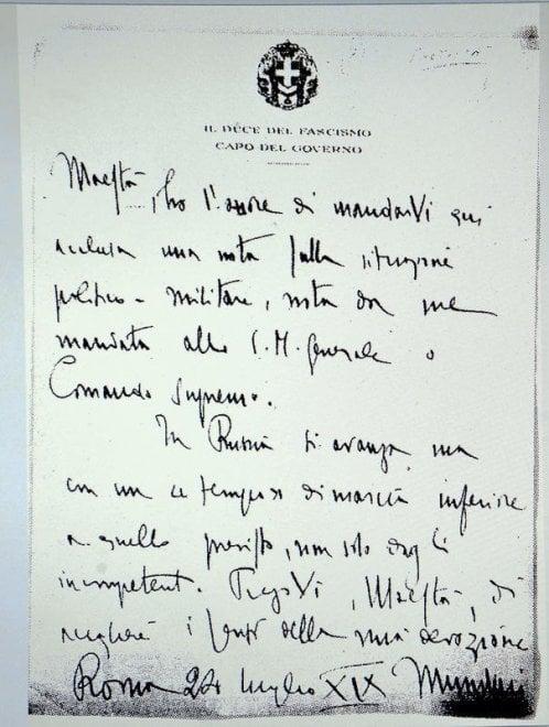"""Milano, alla scoperta degli archivi del tribunale. La lettera di Mussolini al re: """"Maestà, in Russia va male"""""""