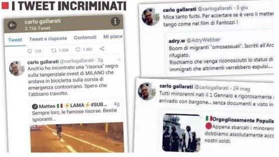 Tweet razzisti e omofobi del commissario esterno alla maturità: il provveditore gli toglie l'incarico