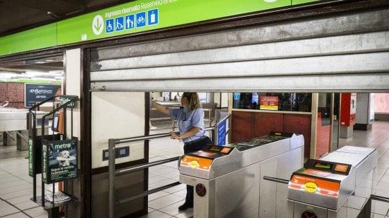 Sciopero dei trasporti a Milano: tram, bus e metrò tornano gradualmente a circolare