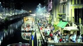 · Rep    :    La dolce vita nel quartiere pop di Tortona e Navigli   di PAOLO NATALE
