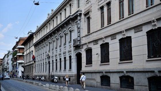 Rcs, la procura di Milano apre un'inchiesta per usura sulla vendita della sede del Corriere