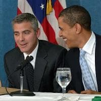 Lago di Como, la famiglia Obama ospite nella villa di Clooney: il paese