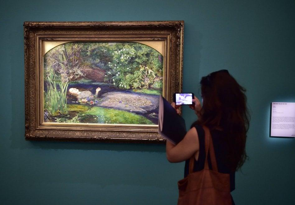Dalla Tate Britain di Londra a Milano: le opere dei Preraffaelliti in mostra a Palazzo Reale