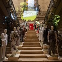 Milano, a Palazzo Castiglioni sfilano le collezioni  moda degli studenti dell'Istituto di design