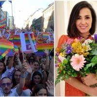 Milano, dopo le polemiche sui social non sarà Caterina Balivo la madrina