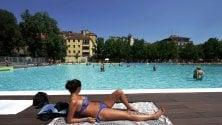 Milano, riapre la piscina Romano dopo i lavori