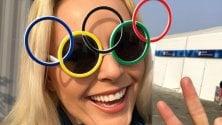 Giochi, l'ex sciatrice Lindsey Vonn  tifa Milano-Cortina
