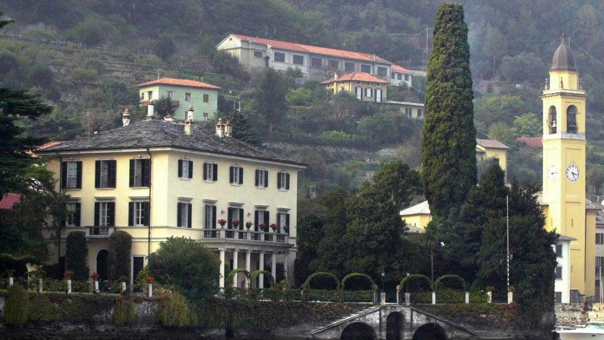Gli Obama Arrivati Nella Villa Di Clooney Sul Lago Di Como La Repubblica