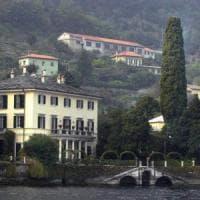 Gli Obama arrivati nella villa di Clooney sul lago di Como