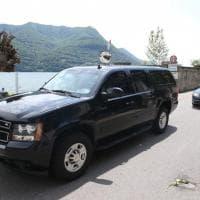 Gli Obama ospiti di Clooney sul lago di Como