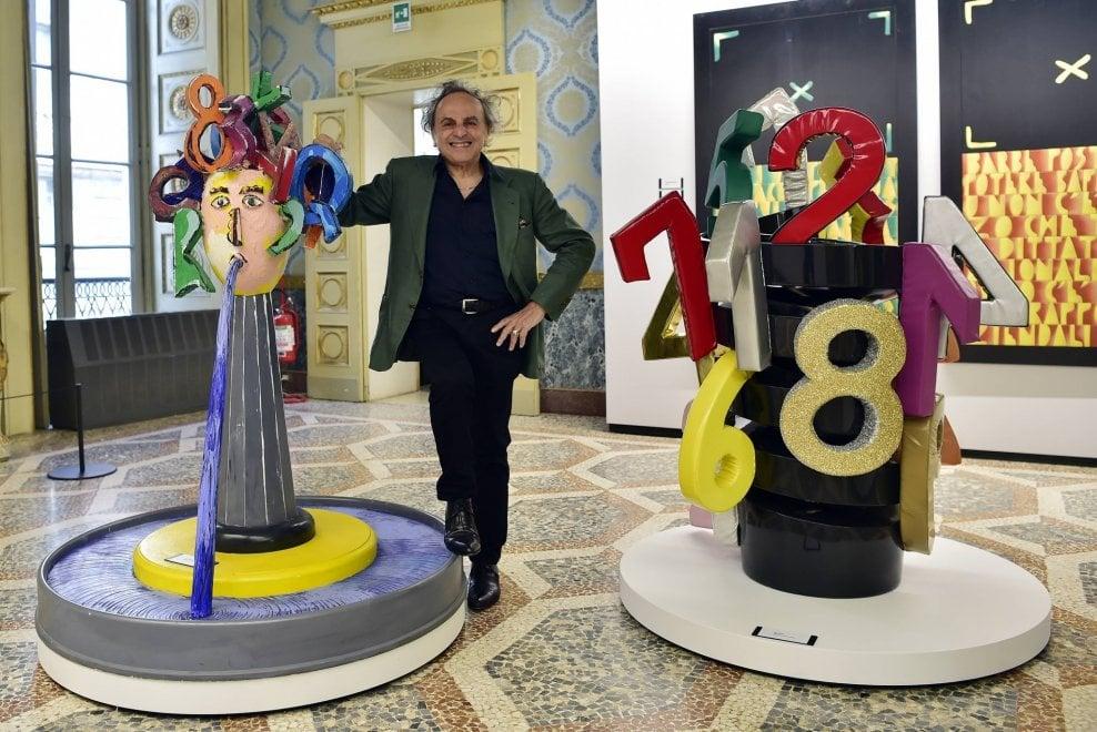 A Milano in mostra gli oggetti ipotetici di Ugo Nespolo, l'anarchico pop