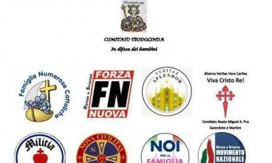 Brianza Pride a Monza, Forza Nuova organizza 'preghiera di riparazione': ma le suore li allontanano dal sagrato