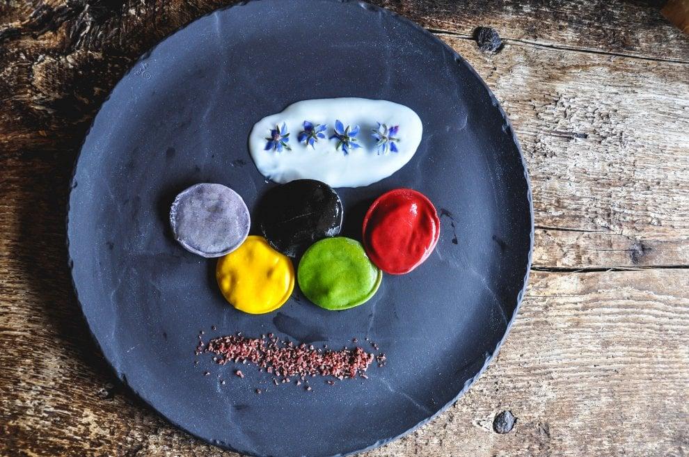 I giochi invernali sono nel piatto: lo chef stellato della Valtellina crea i ravioli 'olimpionici'