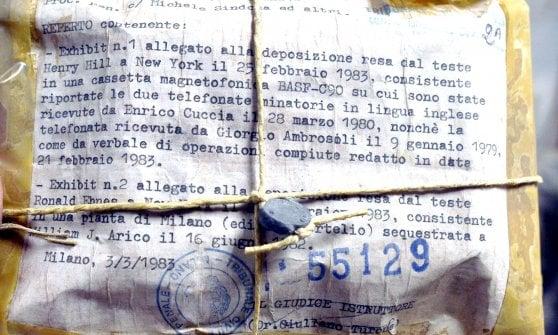 Dai delitti delle Br alle trame della P2: la storia italiana negli archivi del tribunale di Milano
