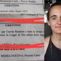 Pavia, messa dedicata a Carola Rackete, il leghista Centinaio: