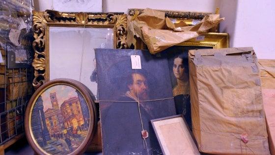 Deschamps, Errò e Cascella: l'arte come corpo di reato negli archivi del tribunale di Milano