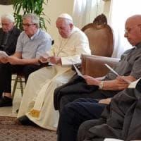 Don Colmegna incontra Papa Francesco: