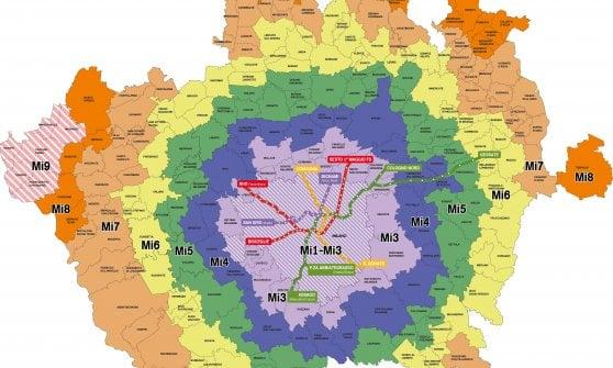Biglietto a 2 euro, abbonamenti scontati e le nove corone concentriche: tutte le novità Atm a Milano