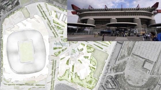 """""""Giù le mani da San Siro"""": fronte trasversale contro il nuovo stadio, Sala: """"Si deciderà in Consiglio comunale"""""""